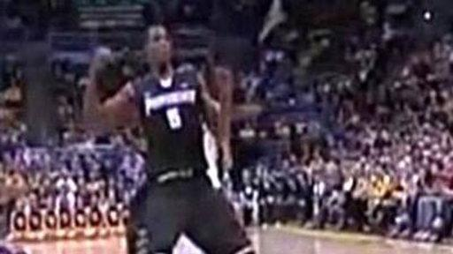 Watch Bat Attack at College Basketball Game