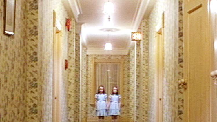 Creepy Kids Gallery 2010 The Shining