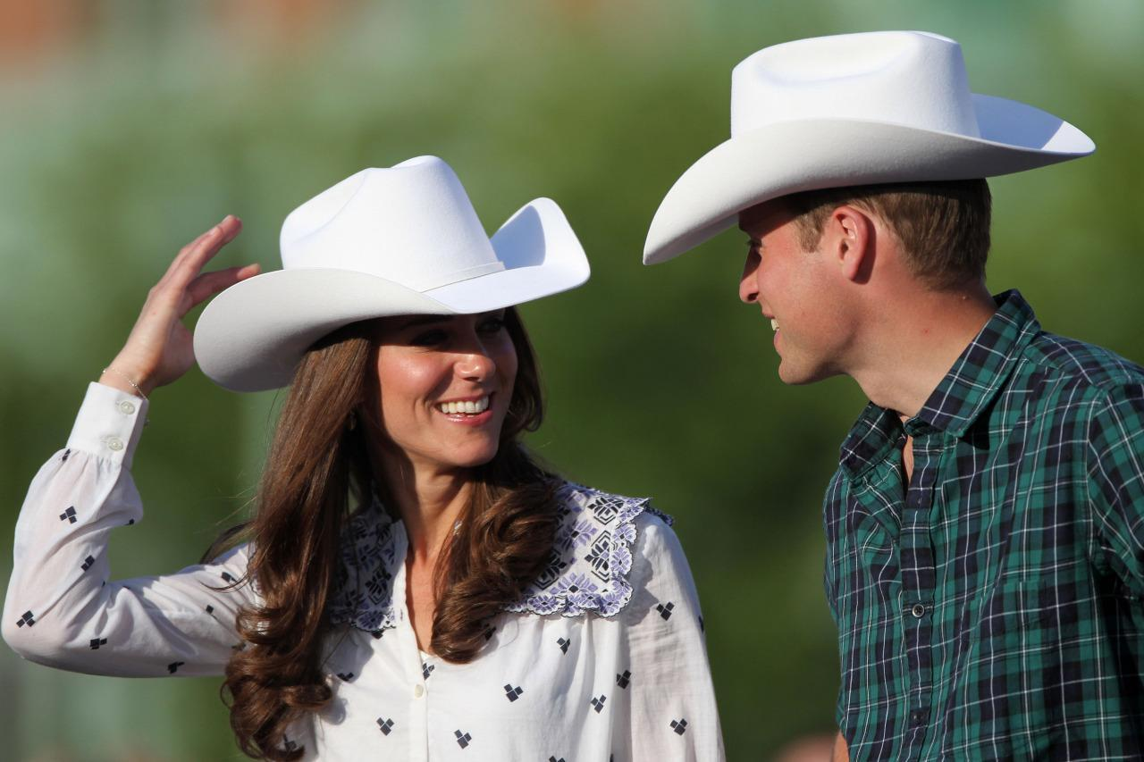 Kate Lets Her Pet Name For Prince William Slip, Proves She's Down With The Kids