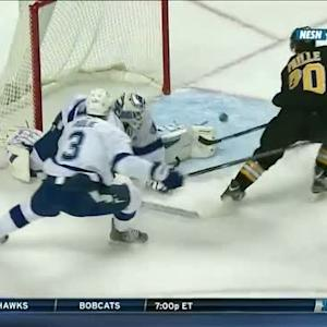 Daniel Paille buries the backhand