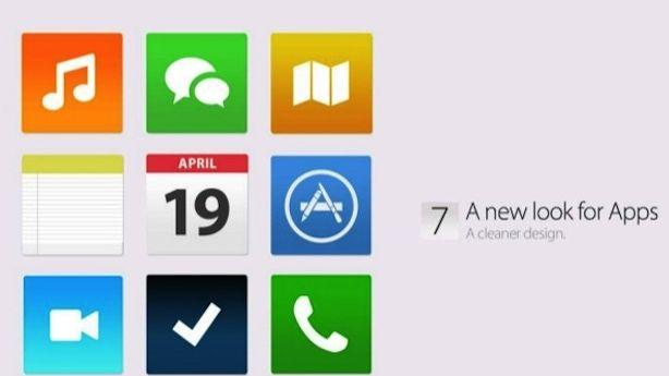 iPhone's New iOS7 Design Is Flat as Hell and You Can't Stand the Wait Anymore