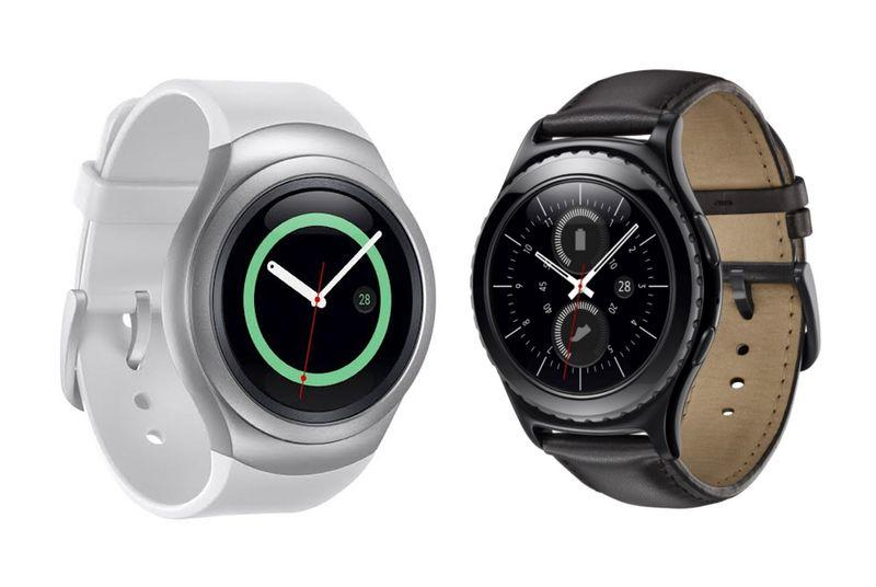 Samsung officially announces the Gear S2 smartwatch