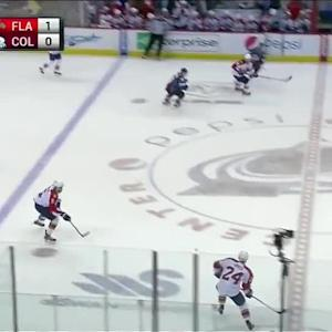 Florida Panthers at Colorado Avalanche - 10/21/2014