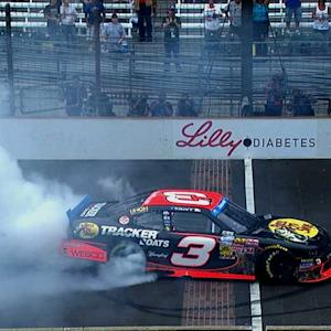 Dillon gets first NNS win, too much for Busch