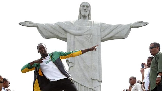 Usain Bolt, Rio de Janeiro (Reuters)