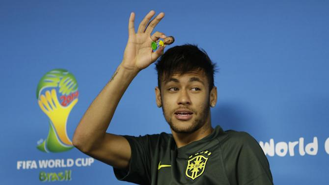 Neymar, Modric set to start in World Cup opener