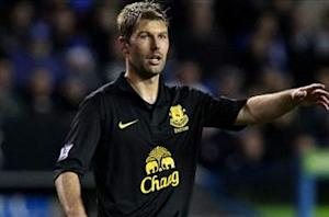 Hitzlsperger extends Everton stay until end of season