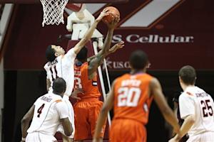 Green scores 29, Virginia Tech tops Clemson 69-61