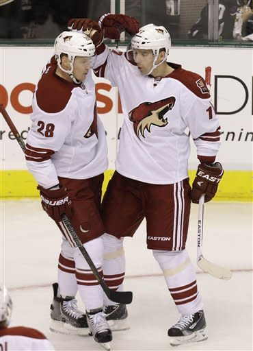Jagr shines in Dallas debut as Stars top Coyotes