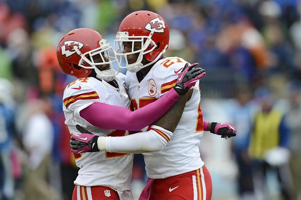 Chiefs suffocating defense key to unbeaten start