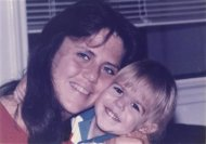 An undated handout photo of Christine Morton and her three-year old son, Eric, provided courtesy of the Morton family March 12, 2013. REUTERS/The Morton Family/Handout