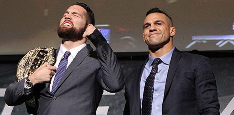 Chris Weidman Intends to Make a Statement by Finishing Vitor Belfort