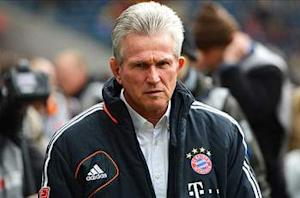 Heynckes 'not amused' by Bayern's Supercup loss