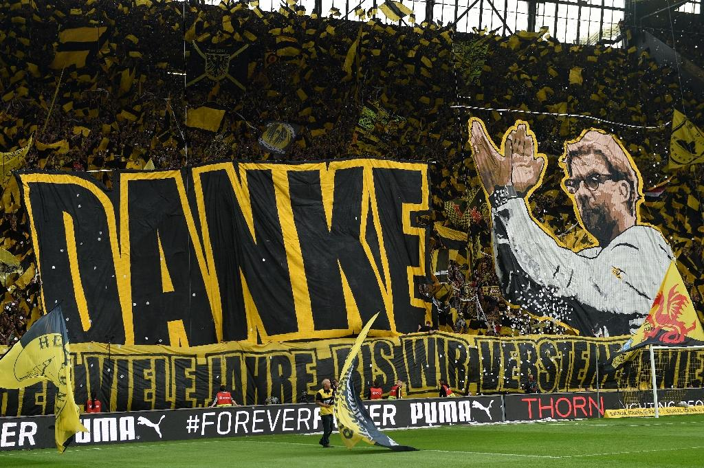 Dortmund wish Klopp 'all the best'