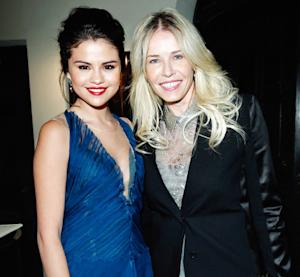 "Selena Gomez Tells Chelsea Handler: I ""Really"" Love Being Single"
