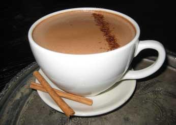 Fiery Hot Chocolate