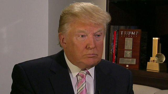 Donald Trump sounds off on D.C.'s debt woes