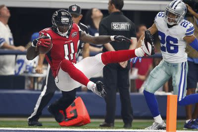 Julio Jones injury update: WR probable for Falcons, fantasy owners