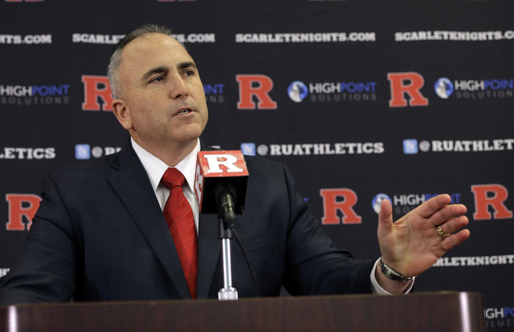 Report: Rutgers coach Kyle Flood 'likely' emailed part-time lecturer