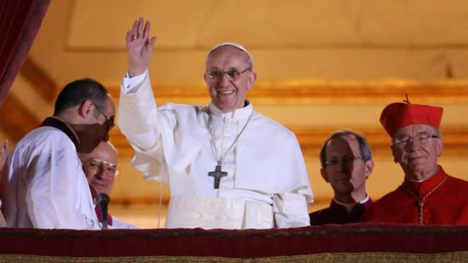 Pope Francis, 76, was ordained as a priest when he was almost 33.