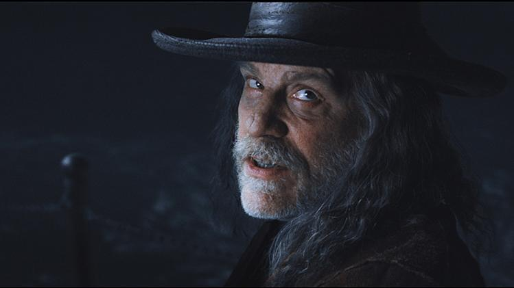 Jonah Hex Warner Bros. Pictures Production Photos 2010 John Malkovich