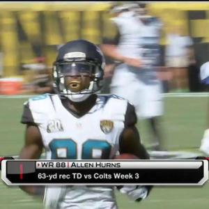 Jacksonville Jaguars top 5 plays of 2014