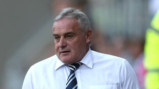 Dave Jones' Sheffield Wednesday have won just one of their 16 matches this term