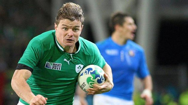 O'Driscoll champing at bit to play All Blacks again