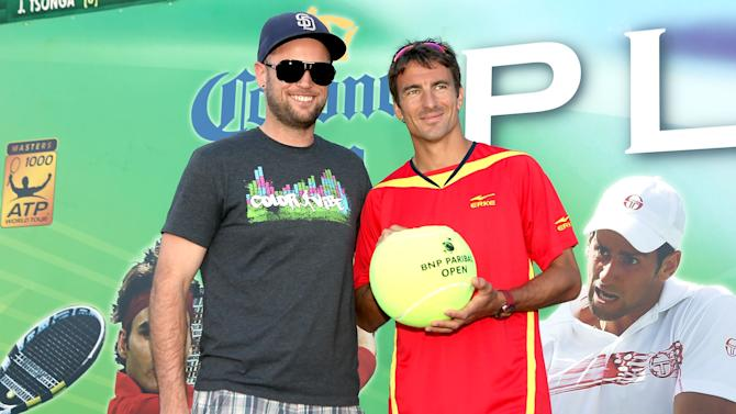 2013 - BNP Paribas Open Men's Draw
