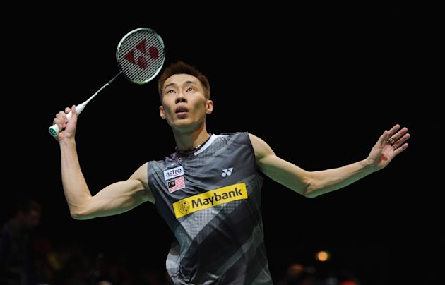 El malayo Lee Chong Wei es uno de los mejores jugadores de badminton del mundo e intentar robarle la corona de campen olmpioo al chino Lin Dan.