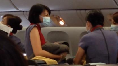 Passenger Gives Birth to Premature Baby at 30,000 Feet With Help of Airline Crew