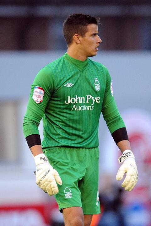 Karl Darlow has signed a new deal at Nottingham Forest