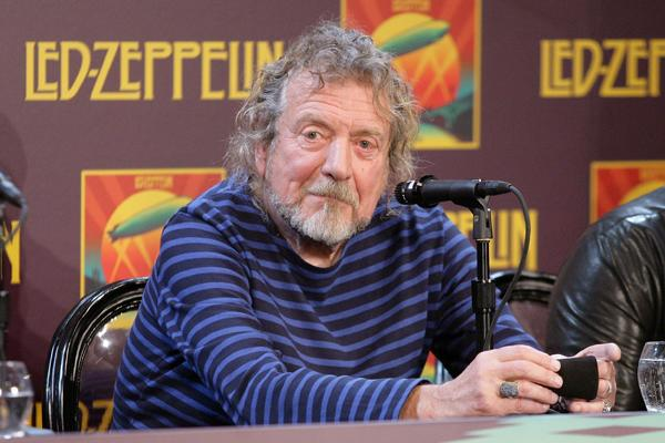 Robert Plant Hints He'd Be Open to Led Zeppelin Reunion