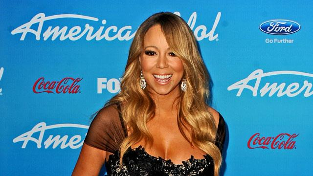 Mariah Carey Suffers Dislocated Shoulder on Set