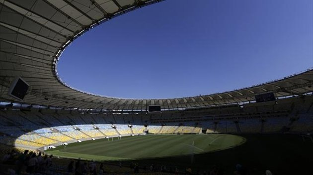 A general view of Maracana Stadium (Reuters)