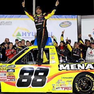 Crafton makes statement with Atlanta victory