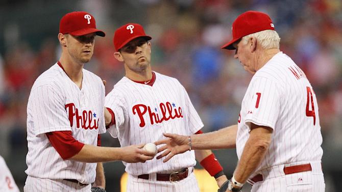 Gaudin, Pill lead Giants over Phillies