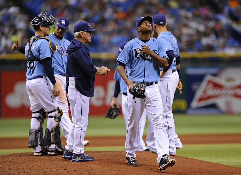 Rays pick 2 road instead of 1 home for 3-way tie