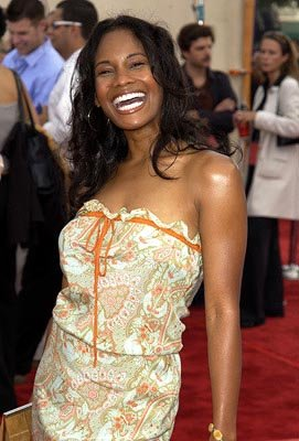 Robinne Lee at the LA premiere of Columbia's Bad Boys II