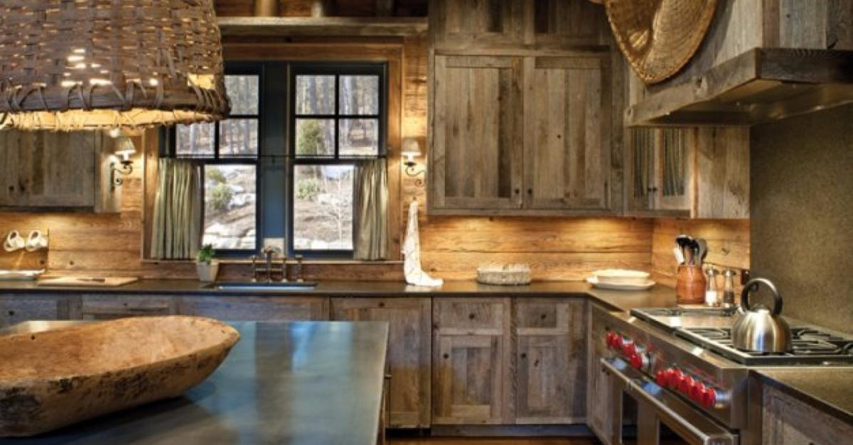 27 Jaw Dropping Rustic Kitchen Designs