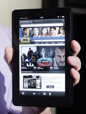 Research firm: Amazon sells $199 tablet at a loss