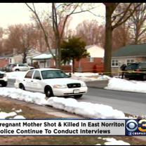 Police Continue To Conduct Interviews In Shooting Death Of Pregnant Mother