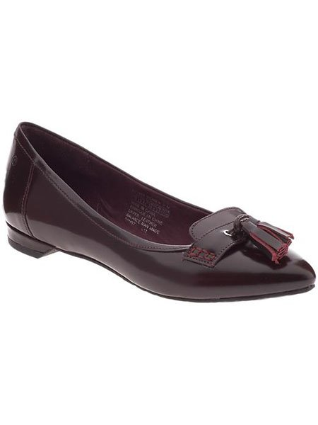Ashika tassel by Rockport, $89.99, piperlime.com