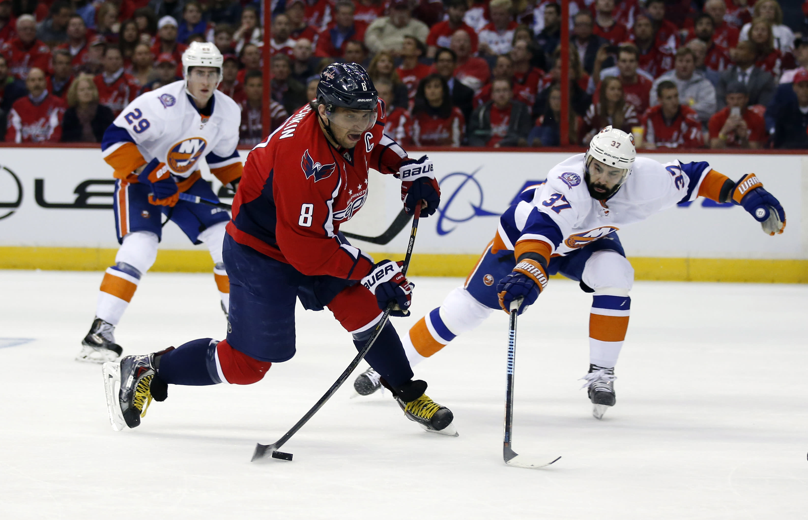 Back on the USA Network: Sports return with NHL playoffs