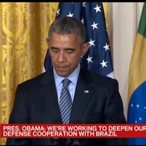 Obama: Brazil, U.S. to Lead Fight Against Climate Change