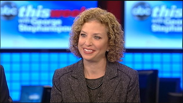 Debbie Wasserman Schultz Says Gabby Giffords Is 'Doing So Well' (ABC News)