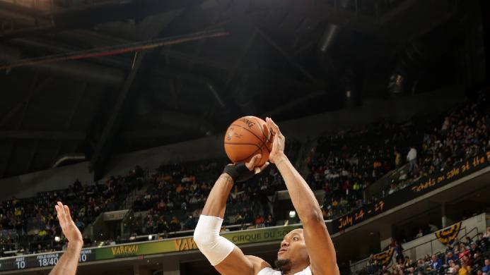 Pacers beat Jazz 94-91, win fifth straight