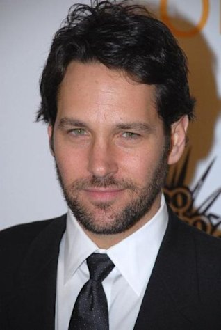 Actor Paul Rudd turns 43.