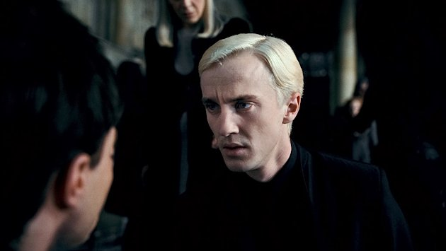 Harry Potter and the Deathly Hallows pt 1 2010 Tom Felton