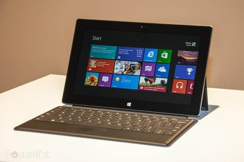 More Windows RT manufacturers named as Microsoft Surface price revealed